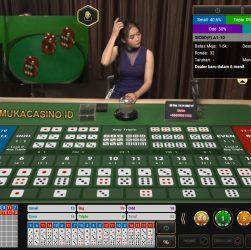 Panduan Mudah Bermain Sicbo Live Casino MukaCasino